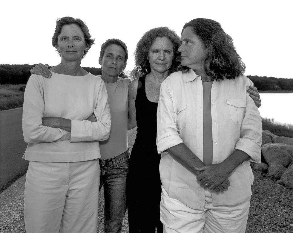 31-Brown-Sisters-Cataumet-Massachusetts-2005
