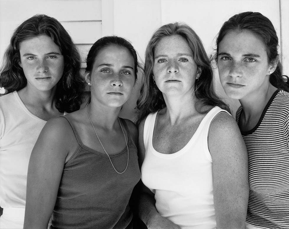4-Brown-Sisters-Harwichport-Massachusetts-1978