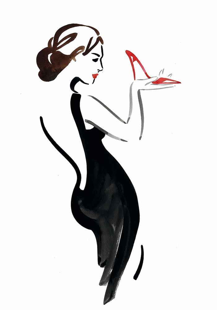 🔒 Nous & nos chaussures, l'amour fou