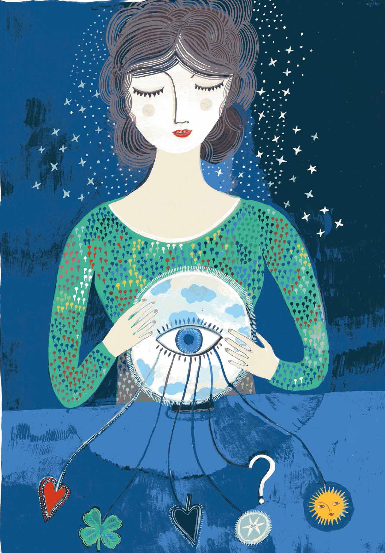 🔒 Numérologues, voyants, astrologues… Les nouveaux psys ?