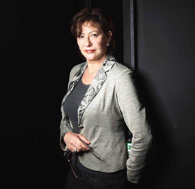 🔒 Monica Guillouet-Gélys : femme de culture