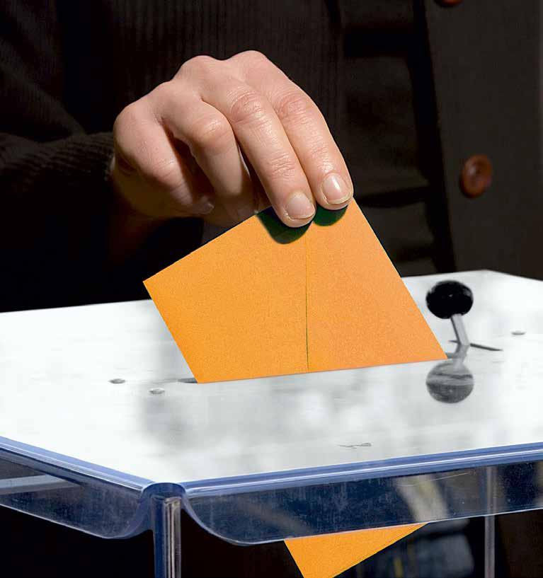 Élections – Puis-je voter par procuration ?